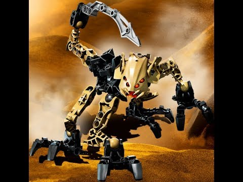 Lets Brick Bionicle - 8977 - Zesk