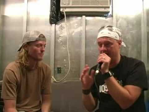 Wes Scantlin of Puddle of Mudd Interview with Matt Bahan