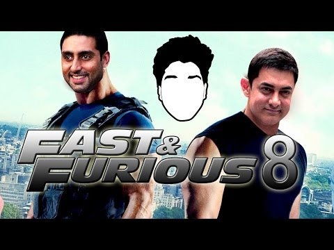 MASHUP | Fast & Furious 8 ft. Dhoom 3 TRAILER