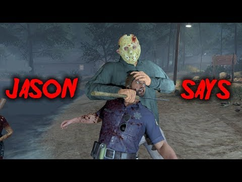 Jason Says | Simon Says F13 Style | w/ Christian Fry and subscribers
