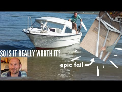 STORY TIME- The Reality Of Owning A Boat In The UK