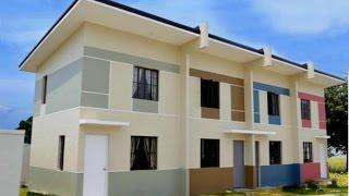 Maya - Regular (Turned Over Unit) Cavite homes at Istana, Tanza | filprimehomes