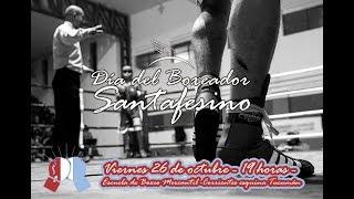 Día del Boxeador Santafesino, 23 de octubre 2018