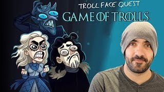 Troll Face Quest: Game of Thrones