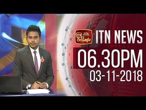 ITN News 2018-11-03 | 06.30 PM