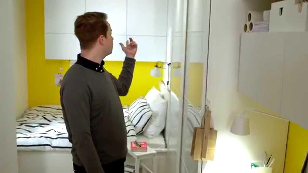 ikea bedroom storage ideas - Ikea Bedroom Storage