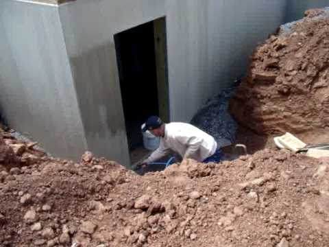 Exterior Foundation Walls Basement Coating Easy Spray