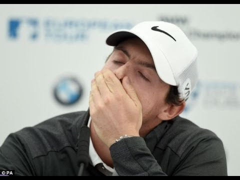 Golfer Rory McIlroy breaks off his engagement to tennis player Caroline Wozniacki