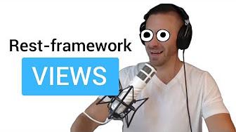 Django Rest-framework
