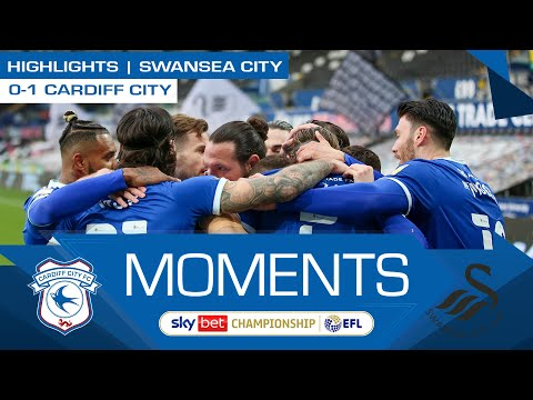 Swansea Cardiff Goals And Highlights