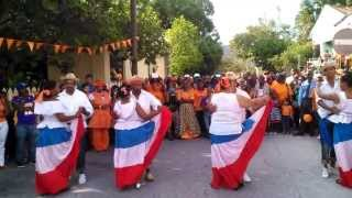 Queen Birthday Celebration St.Eustatius 2013