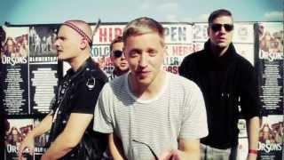 Die Orsons feat. TeddyComedy - Was labersch Du? (Exclusive)