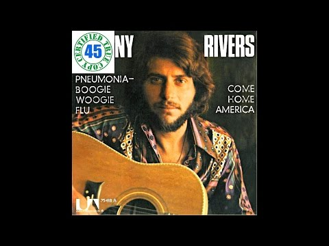 JOHNNY RIVERS - ROCKIN' PNEUMONIA AND THE...