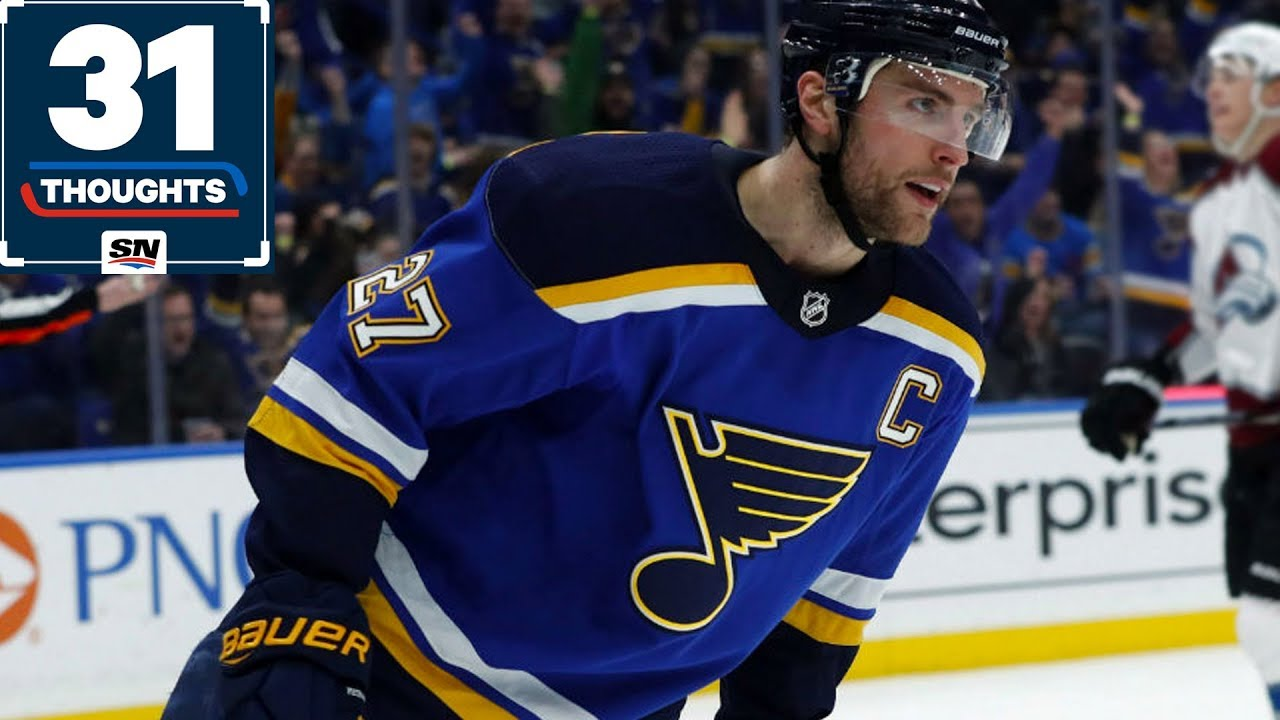 Will Alex Pietrangelo Be a Maple Leaf? and What is Going on In St. Louis!? | 31 Thoughts