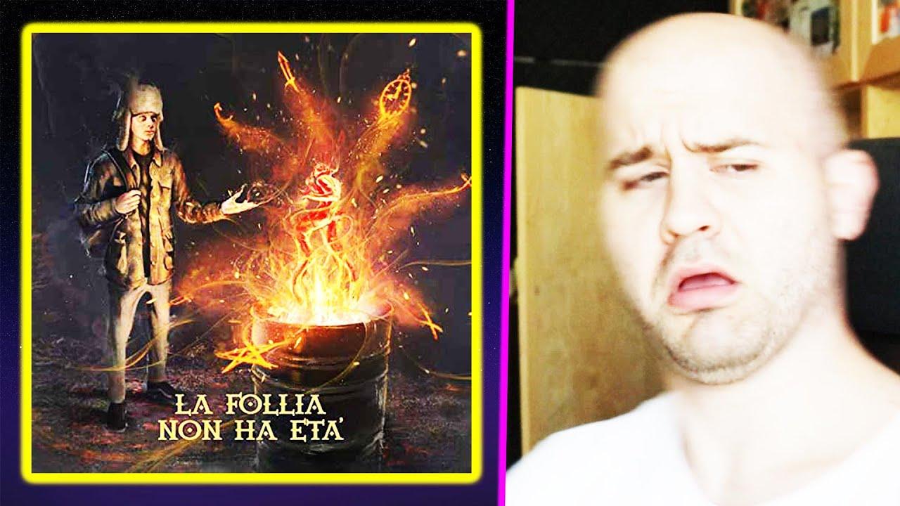 "REACTION LEON FAUN ""La Follia Non Ha Età"" /"