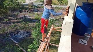 ФИЛИППИНЫ. Хождение на высоте -  как строят на Филиппинах