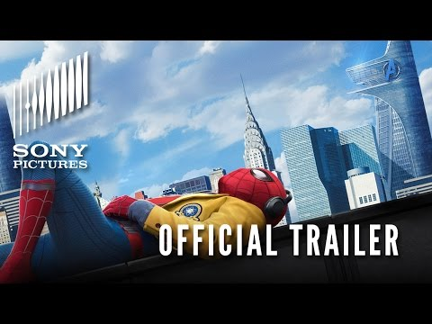 SPIDER-MAN: HOMECOMING - Official Trailer
