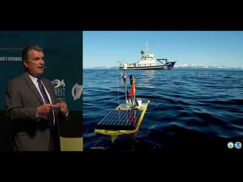 """A Sea Story"" - Craig McLean delivers the keynote address of the 2016 HOOW conference"