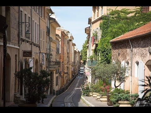 places to see in aix en provence france youtube. Black Bedroom Furniture Sets. Home Design Ideas
