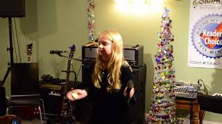 Jingle Bell Rock by Zoe Piroh RECITAL DEBUT 12/9/17, BEST DEBUT PERFORMANCE 11U