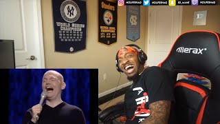 BILL BURR - WHITE GUILT (REACTION!!!)