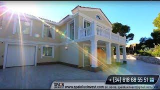 Элитная вилла в Испании для себя и для арендного бизнеса. Отель в Испании из виллы - это выгодно!