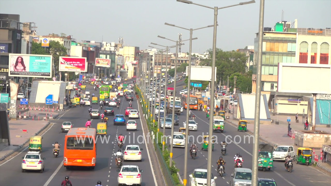 South extension traffic picks up as lockdown is eased in Delhi: Does it appear that Covid19 is over?