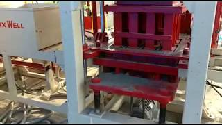 Fly Ash Brick Making Machine with stecker In Ahmedabad