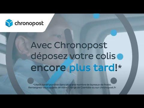 Heure Limite De Depot En Bureau De Poste Chronopost