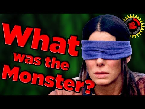 Film Theory: What Is The Bird Box Monster? (Bird Box Netflix)