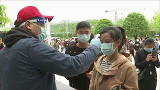 Власти Китая вновь ограничивают передвижения по стране из за коронавируса