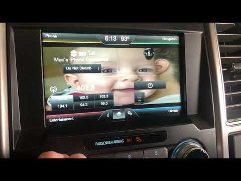 How To Add Custom Wallpaper on My Ford Touch System