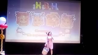 КВН игра приколов в театре юность г Узловая