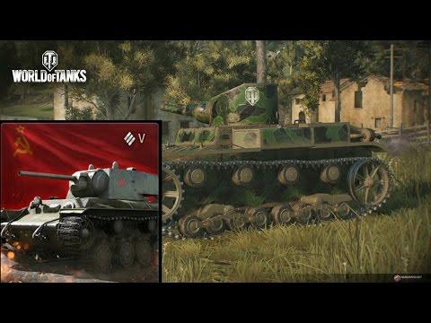 [WoTB short review] T1E6 I KV-220 - może kiedyś ;) - WoT Blitz