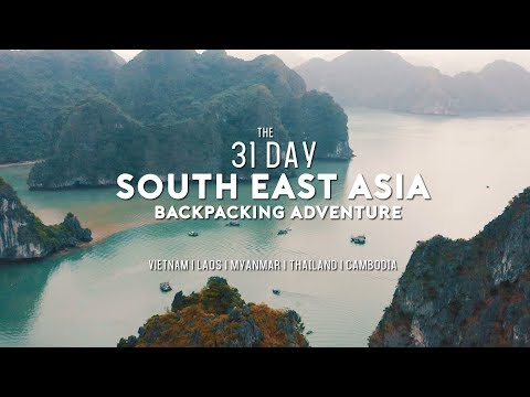 The 31-Day South East Asia Backpacking Adventure, Under SGD2