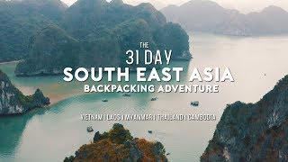 The 31-Day South East Asia Backpacking Adventure, Under SGD2.3K | The Travel Intern