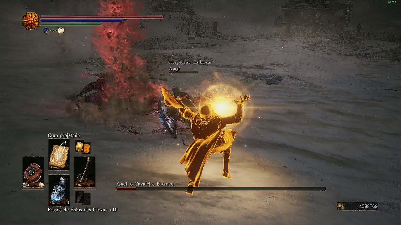 Projected Heal Ds3