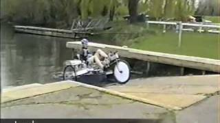 Amphibious Cycle