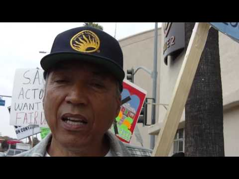 Henry Kingi  SAG Rally @ WB