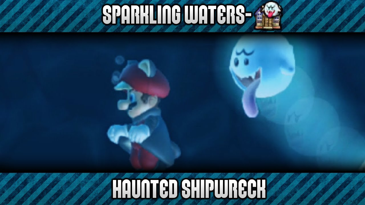 sparkling waters haunted shipwreck star coins