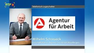 Landkreis Reutlingen: Wie sich die Pandemie auf den Arbeitsmarkt auswirkt
