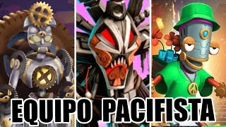 EQUIPO PACIFISTA! TIMERION + TOTEM + HIPPIERION!! - Monster Legends #iMigboReto