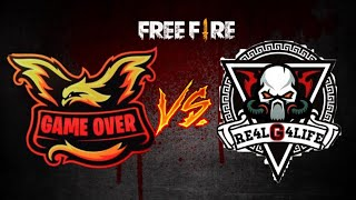 "RE4LG4LIFE VS GAME OVER ""EPICO"" //FREE FIRE"