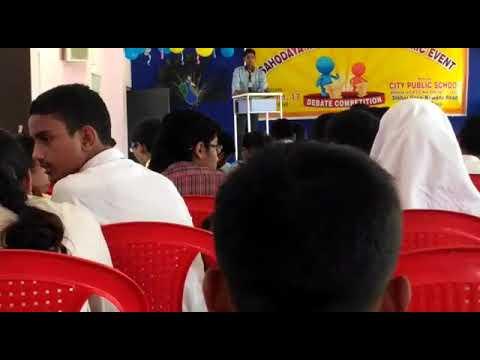 Sahodaya Inter School Academic Event