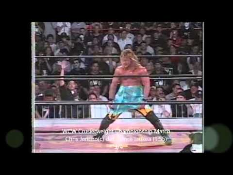 WCW Spring Stampede 1998 Review