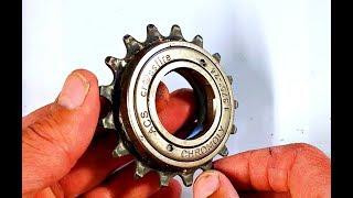 How To Overhaul A Bicycle Single Speed Freewheel
