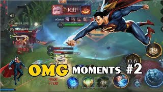 Arena of Valor (AOV) Best Moment #1: Amazing Skill Murad, Superman...