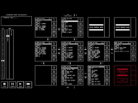 TIS-100 Sequence Mode Calculator