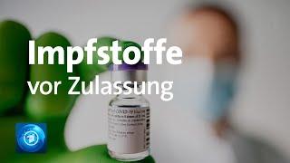 Beim kampf gegen die corona-pandemie steht europa in den startlöchern und wartet darauf, dass es endlich losgehen kann mit dem impfen. sechs impfstoff-he...