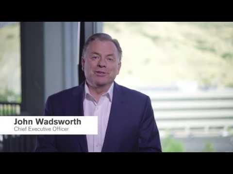 John Wadsworth Welcome